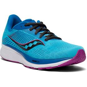 saucony Guide 14 Shoes Women, azul
